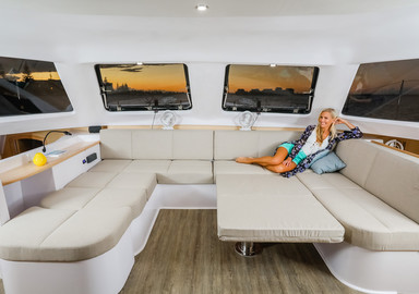 Seawind 1260, a new modular cockpit