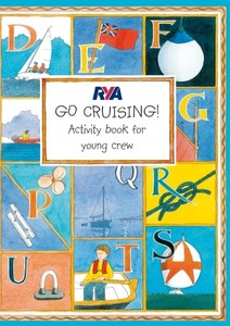 GO CRUISING Activity book for young sailors
