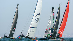 America's Cup, a first in Oman
