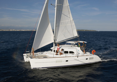 Catamaran basics : Purchasing your second-hand multihull carefully