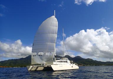 Catafjord: A nice sail