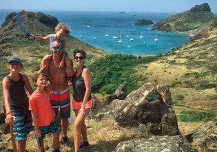 Cataja: In Love With Saint Barts