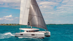 Lagoon 42 : A highly effective 42 foot craft.