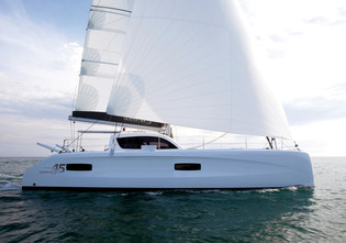 2015 MULTIHULL BUYER'S GUIDE MULTIHULLS FROM 41 TO 50 FEET