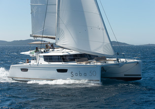 2015 MULTIHULL BUYER'S GUIDE MULTIHULLS FROM 50 TO 60 FEET