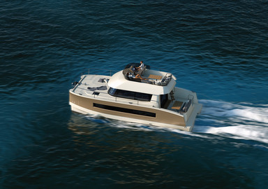 2015 MULTIHULL BUYER'S GUIDE MOTOR MULTIHULLS