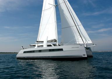 Catamaran basics The daggerboards: understanding and adjusting them