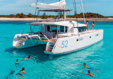 The 10 golden rules for a successful holiday in a catamaran…