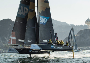 Extreme Sailing Series: here they are!