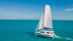 Video: Leopard 45 - Preview of our test onboard the LEOPARD 45 catamaran