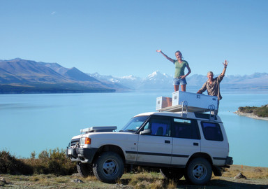 Stopover on the other side of the world… New Zealand (Part 2)