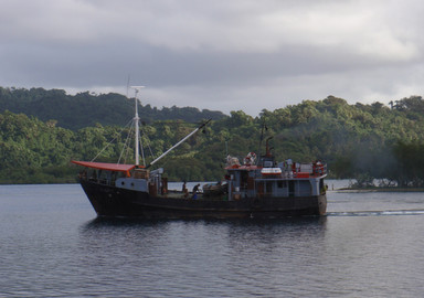 VANUATU, A LUCKY FIND…