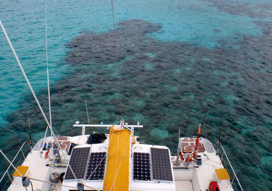 WESTERN PACIFIC: TESTING THE CORAL…