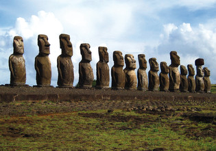 Multihulls World Destinations: Easter Island, where the Gods contemplate the stars...