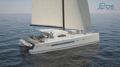 EOS 54 Catamaran
