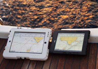 IPADNAV – New waterproof aiShell case for iPad Mini