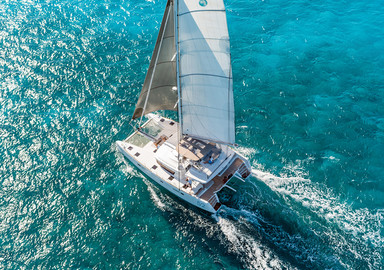 Video: sailing aboard the new Lagoon 52