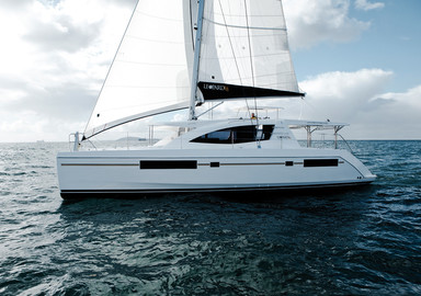 Video: sailing aboard the new Leopard 48