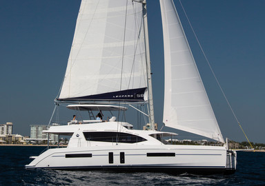 Video: boat review of the Leopard 58 catamaran