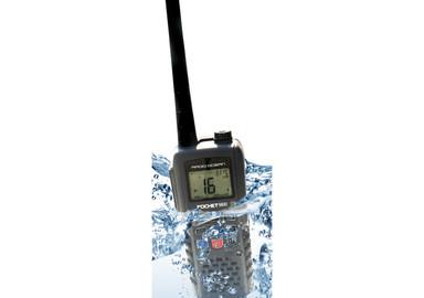 Waterproof VHF