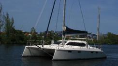 Balance Catamarans on test