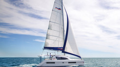 Moorings 4000 catamaran already available for charter.
