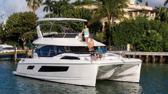 Aquila Yachts catamarans