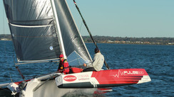 Corsair Pulse 600 trimaran