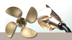 Propellers for multihulls