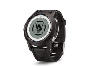 Garmin – Quatix, The Only GPS-enabled Marine Navigation Watch
