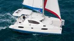 New Sunsail 384 catamaran launches in South Africa