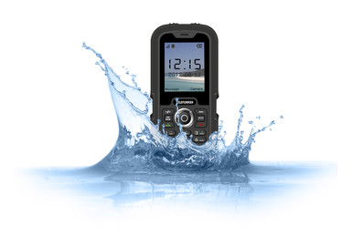 TELEFUNKEN launches their new TM 800 CRUSOE, a waterproof and resistant mobile phone