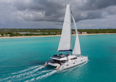 The video of our test review aboard the new Victoria 67 catamaran by Fountaine Pajot