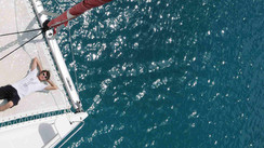 Blue water cruising on catamaran: focus on financing