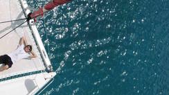 Blue water cruising on catamaran: focus on financing