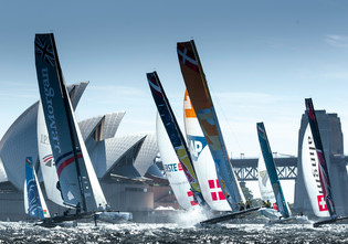 Extreme 40 Sailing Series: a final full of suspense!
