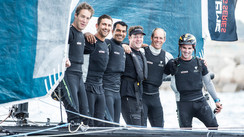 Extreme Sailing Serie - Live from Barcelona!