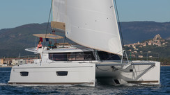 Helia 44 Evolution Fountaine Pajot