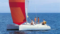Corneel 26 Fountaine Pajot