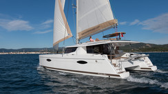 Helia 44 Fountaine Pajot