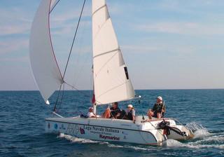 Lady Hawke 20 Sail