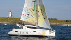 Lipari 41 Fountaine Pajot