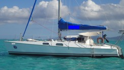 Louisiane Fountaine Pajot