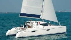 Mahe 36 Fountaine Pajot