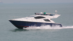 Mares 45 Yacht Fich