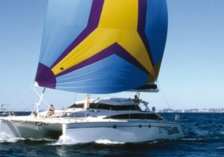 Perry 43 Sail