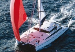 Perry 57 Sail