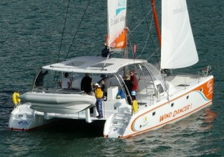 Scape 39 Day Charter