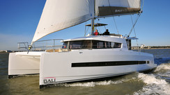 BALI 4.0 AN INNOVATIVE AND EASY-GOING 40 FOOTER