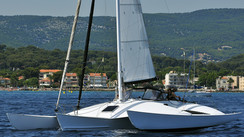 Native 38: The trimaran which is going back to the future